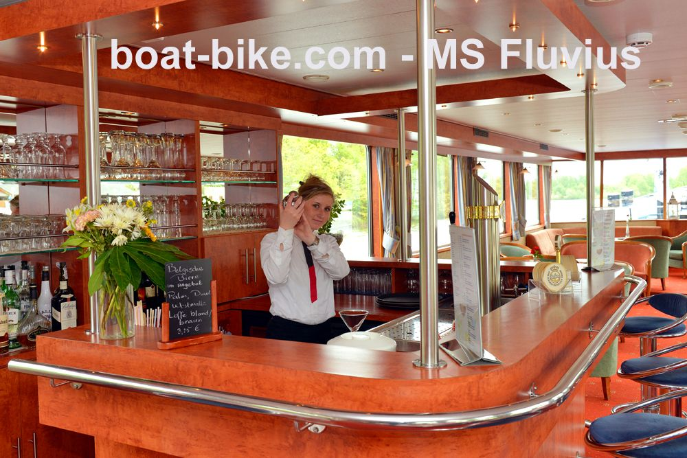 MS Fluvius - Bar