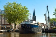 The Netherlands by boat and bike - MS Sarah