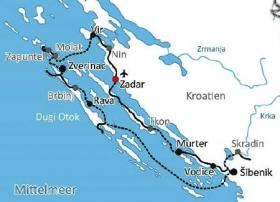 Northern Dalmatia Ms Carpe Diem