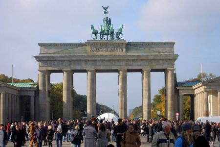 Berlin by Boat & Bike - Brandenburger Tor