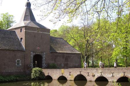 The Netherlands by boat and bike - Arcen